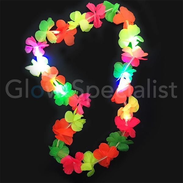 LED HAWAIIAN LEI