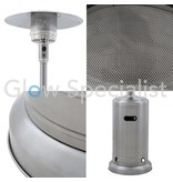 PATIO HEATER - STAINLESS STEEL