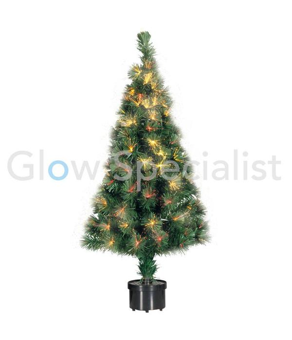 FIBER CHRISTMAS TREE - 60 CM - COLORCHANGING