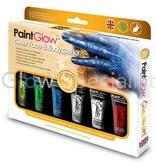 - PaintGlow PAINTGLOW GLITTER FACE & BODY GEL KIT