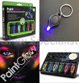 - PaintGlow PAINTGLOW GLOW IN THE DARK FACE & BODY PAINT KIT
