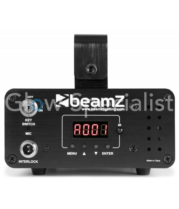 BeamZ BEAMZ SURTUR II DOUBLE LASER RG GOBO DMX IRC 3W BLUE LED
