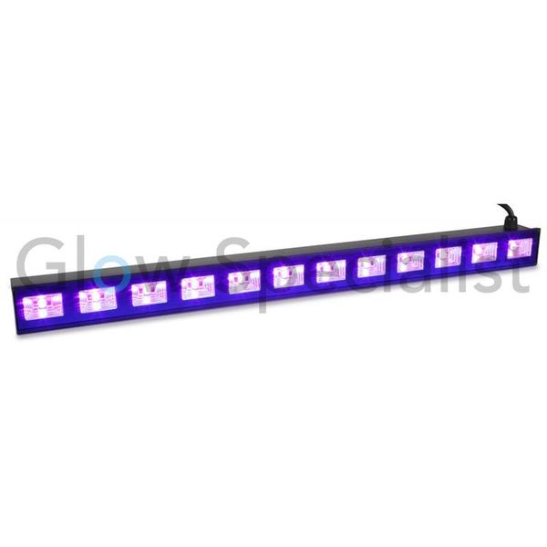 UV LED BAR - BUV123 - 12x3W
