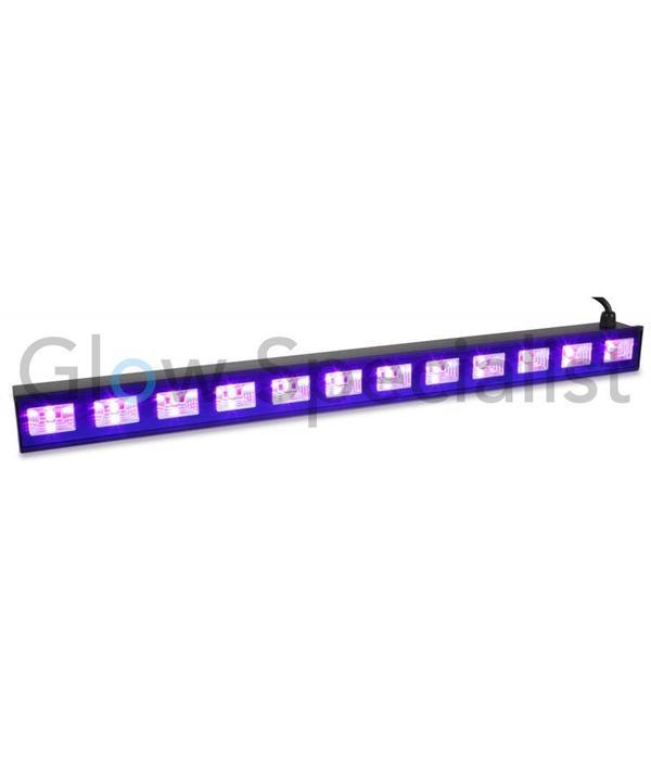 BeamZ UV LED BAR - BUV123 - 12x3W