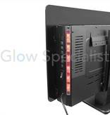Classic Fire ELECTRIC HEATER CALGARY - WITH REMOTE CONTROL