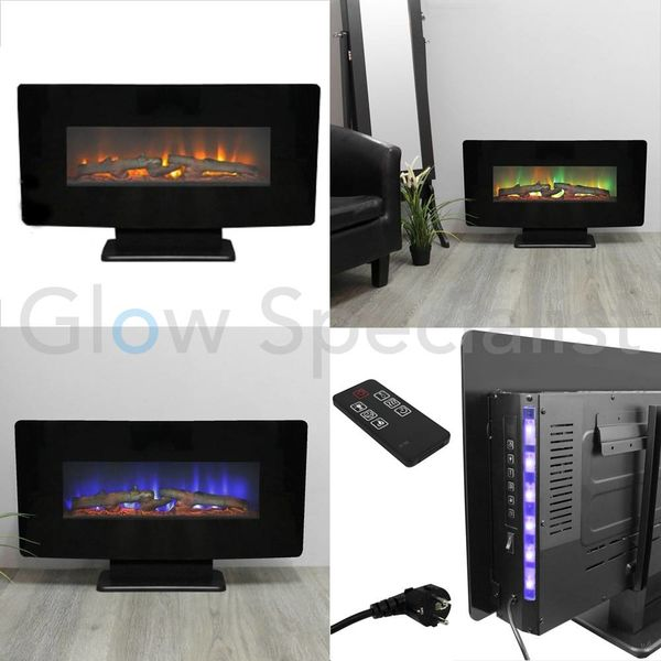 ELECTRIC HEATER CALGARY - WITH REMOTE CONTROL
