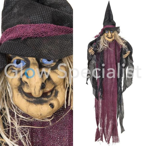HALLOWEEN DECORATION WITCH SOFIA