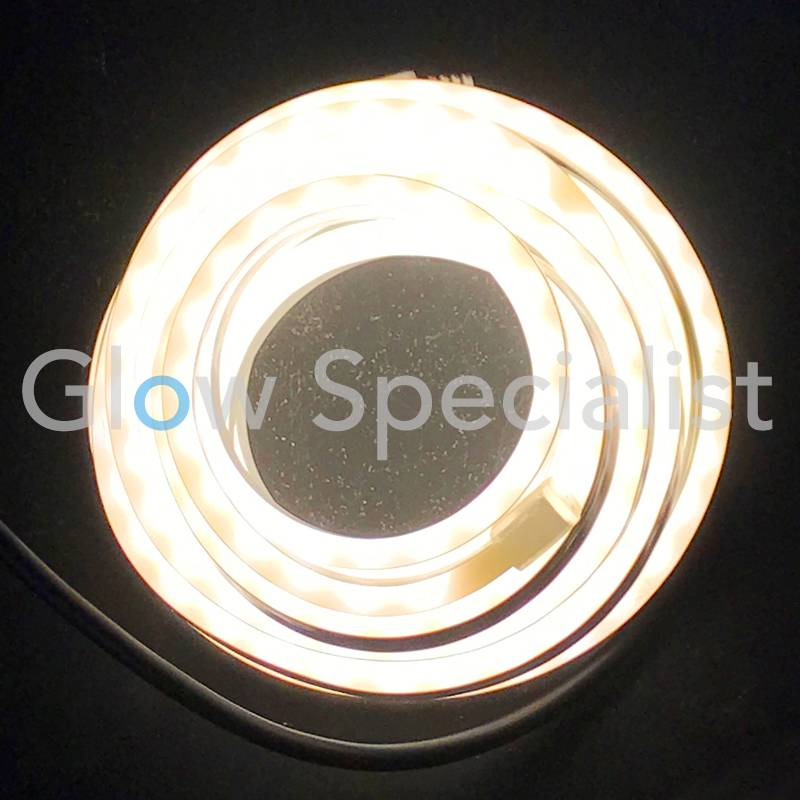 Led rope light 600 led 10 meter warm white glow specialist led rope light 600 led 10 meter warm white aloadofball Images