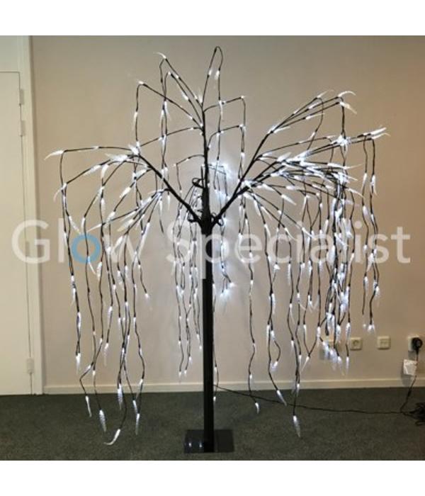 WILLOW TREE - 400 LED - WHITE - FLASH - 180CM