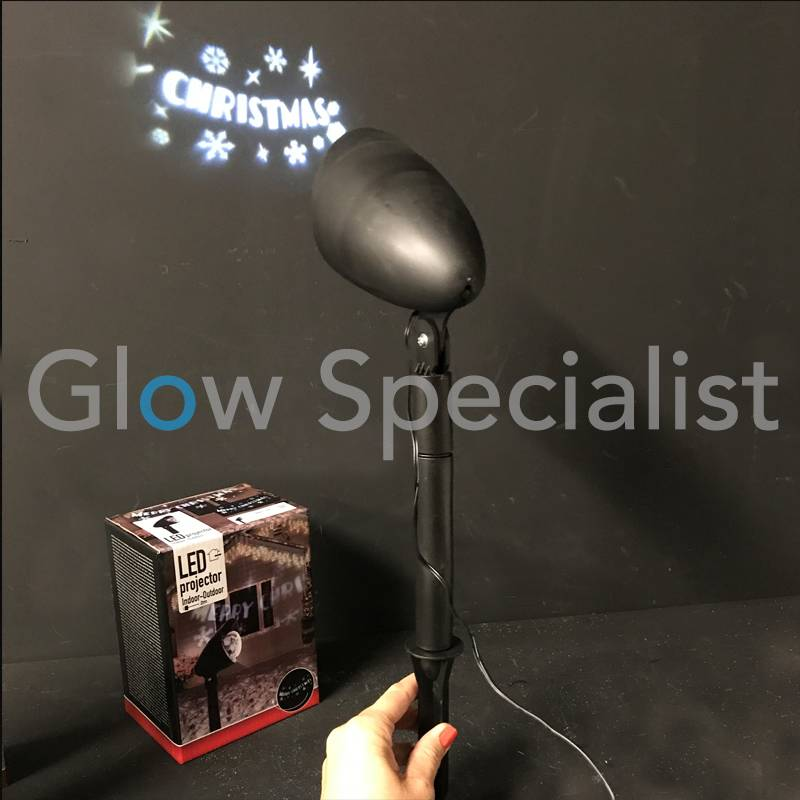 led projector merry christmas rotating - Christmas Led Projector