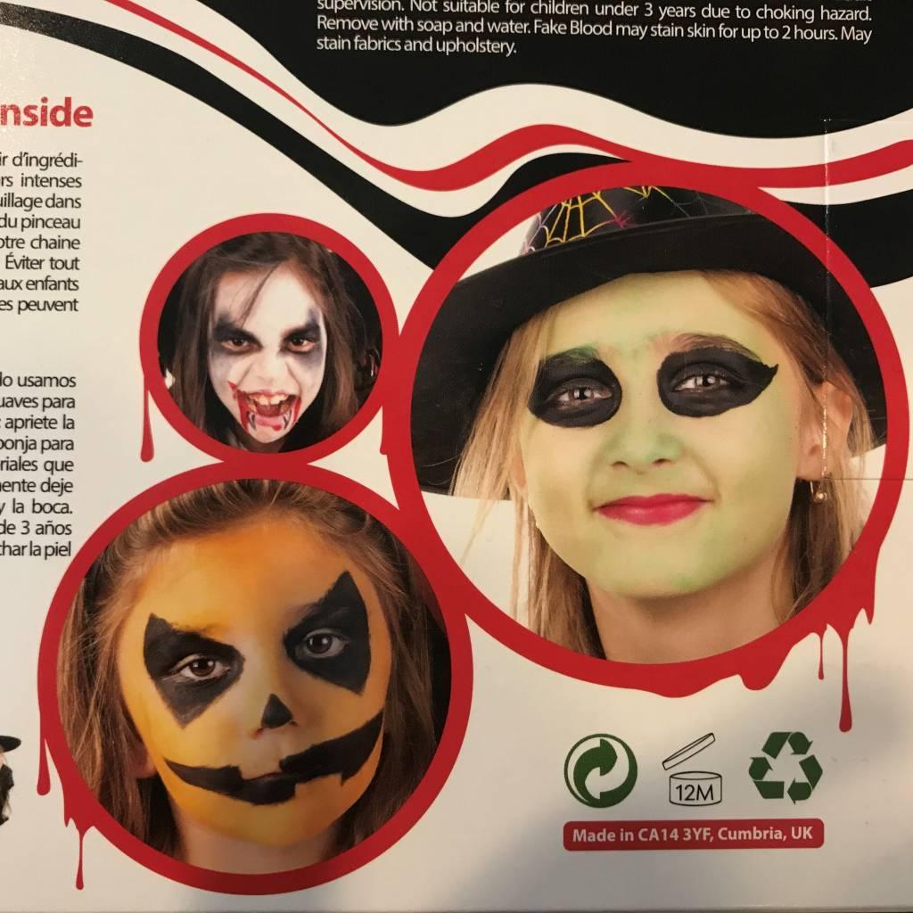 paintglow face paint kit glow specialist glow specialist