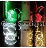 LED ROPE LIGHT - 600 LED - 10 METER - GREEN