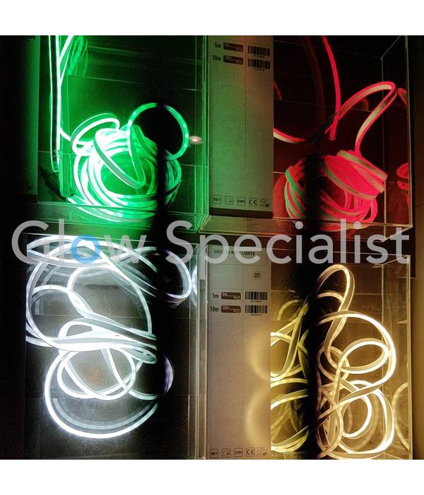 LED SLANGVERLICHTING - 600 LED - 10 METER - ROOD