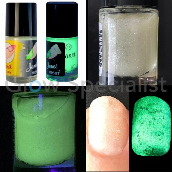 GLOW IN THE DARK NAIL POLISH