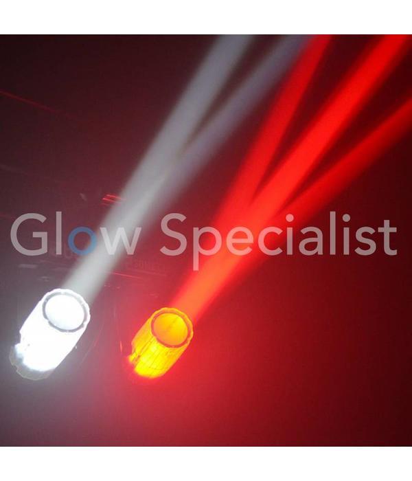 BeamZ 2-SOME LICHTSET 2x 57 RGBW LED TRANSPARANT
