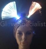 LED FIBER OPTIC HEADBAND