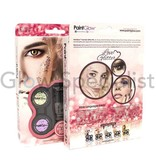 - PaintGlow PAINTGLOW CHUNKY GLITTER GIFTSET FOR FACE, BODY & NAILS