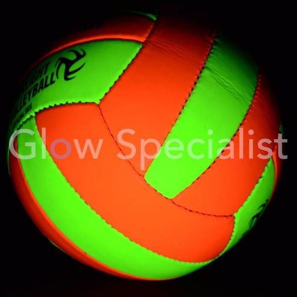 BLACKLIGHT UV VOLLEYBALL