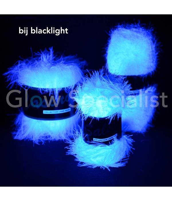 UV / BLACKLIGHT FANTASIE GAREN - SALSA - WIT