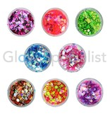 - PaintGlow PAINTGLOW UV CHUNKY HOLOGRAPHIC GLITTER - SUMMER DREAMS