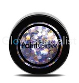 - PaintGlow PAINTGLOW UV CHUNKY HOLOGRAPHIC GLITTER - DUSK TILL DAWN
