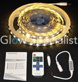 - Glow Specialist LED TAPE WARM WHITE - 5 METRES - 24V