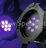 - Eurolite EUROLITE LED ML-30 UV 7 x 1 W  INFRA RED REMOTE CONTROL INCLUDED