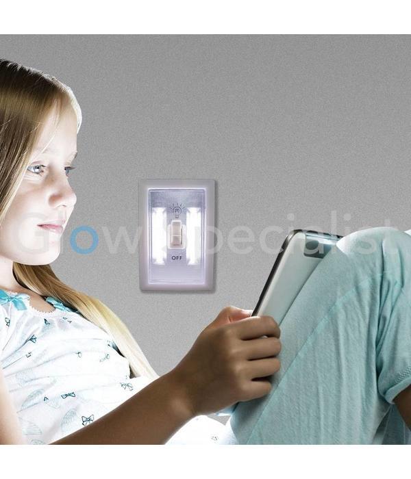 EMERGENCY / NIGHT LIGHT - COB LED SWITCH