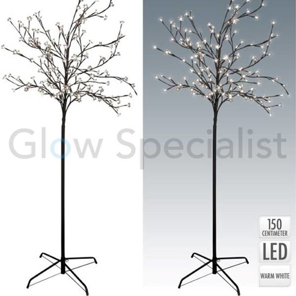 LED BLOESEMBOOM - 150 CM - WARM WIT - 120 LED