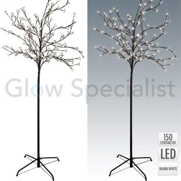 LED BLOSSOM TREE - 150 CM - WARM WHITE - 120 LED