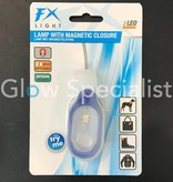 LED LAMP WITH MAGNETIC CLOSURE