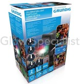 Grundig LED PROJECTOR - PARTY LIGHT WITH 5 MOVING PROJECTIONS