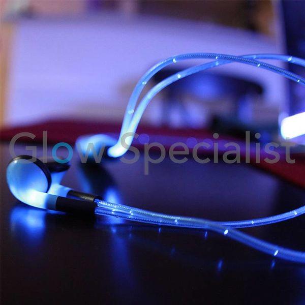 GRUNDIG LED STEREO EARPHONE WITH MICROPHONE