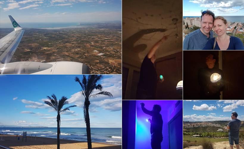 Nederlandse sterrenhemel in Spaans vakantiehuis