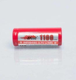 Efest 18500 IMR Lithium-Mangan Akku 3,7V, 1100 mAh