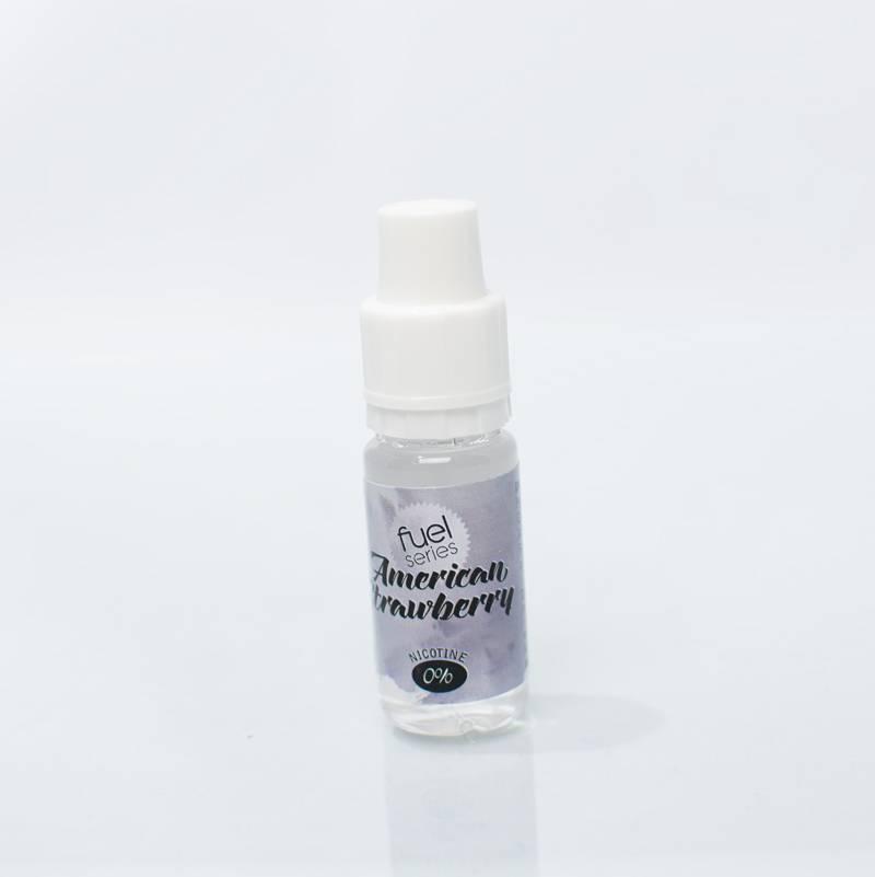 American Strawberry – Fuel Liquid 10 ml