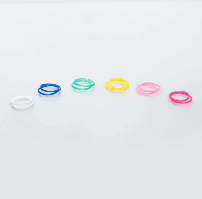 Vapor Giant O-Ring Set Colorful V2/2,5 Mini