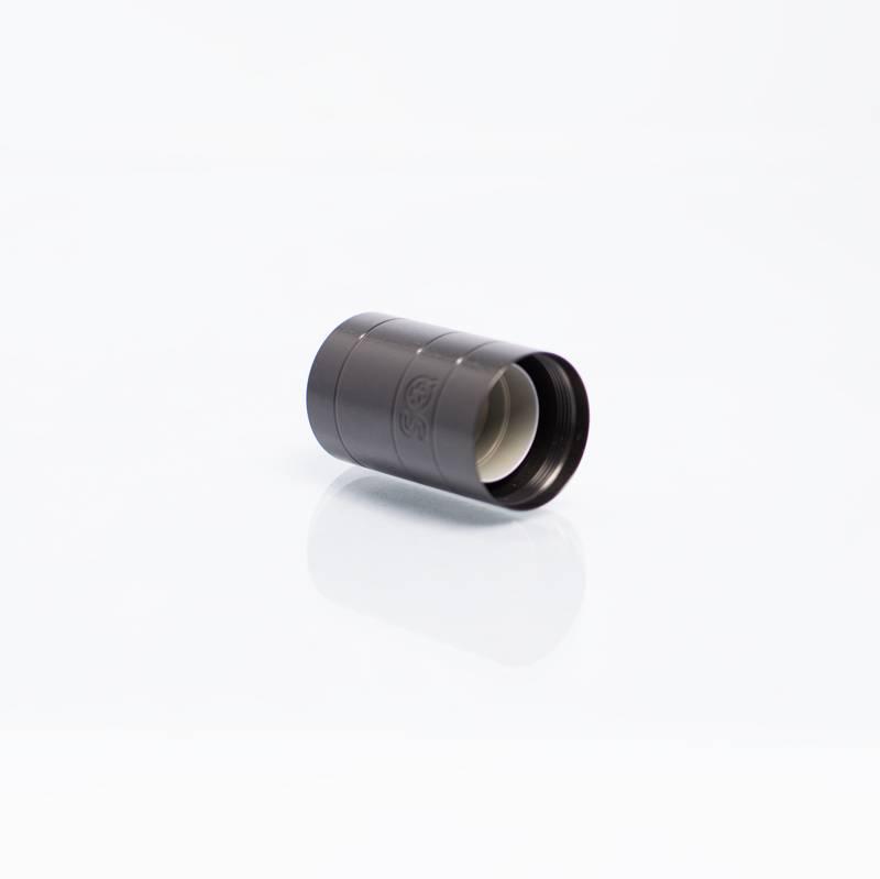 SQuape R(eloaded) Nano Tank in Alu schwarz oder Edelstahl