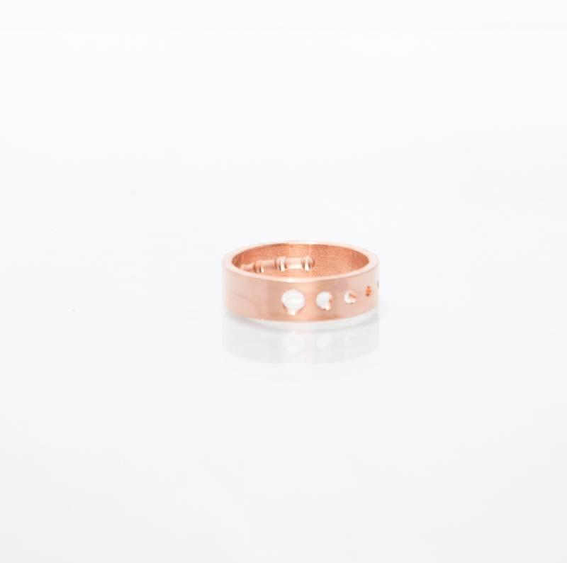 SQuape R AFC-Ringe in verschiedenen Farben und Materialien
