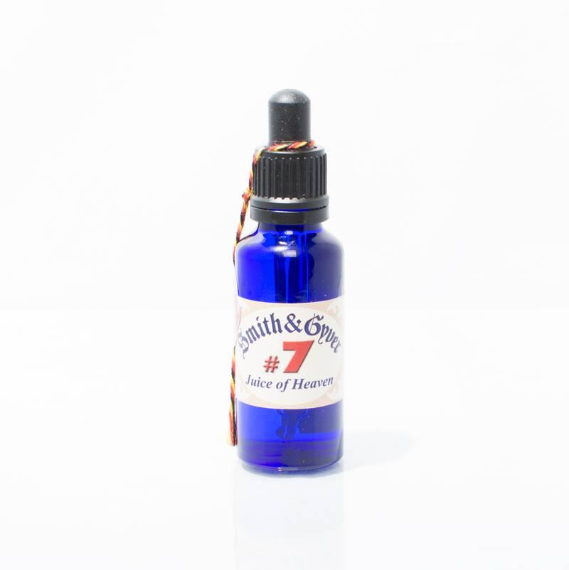 Smith & Gyver #7 Herbe Tabak-Limette