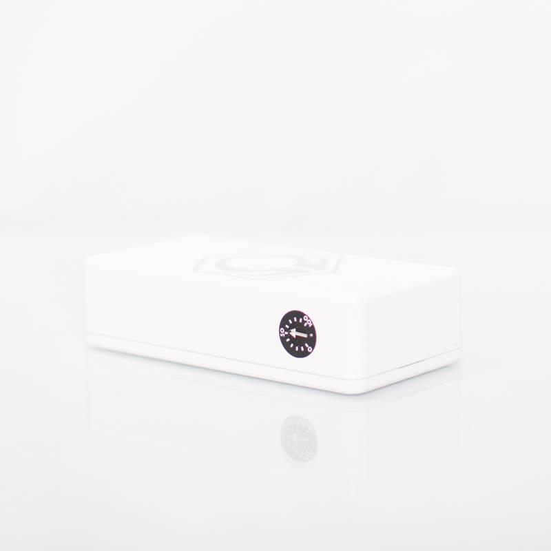 HexOhm Box V2 by Vapor Shark schwarz und weiss