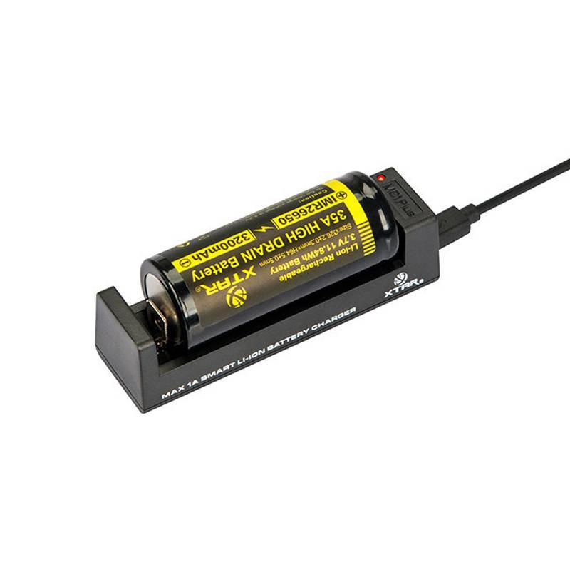 XTAR MC1 Plus Ladegerät
