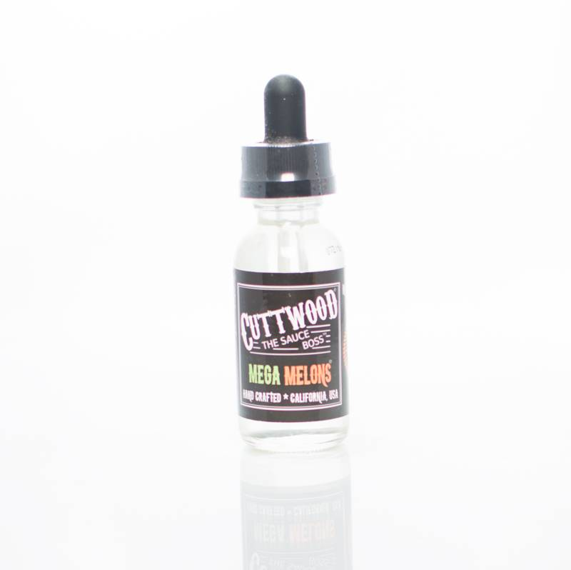 Cuttwood Liquid - Mega Melons 30ml