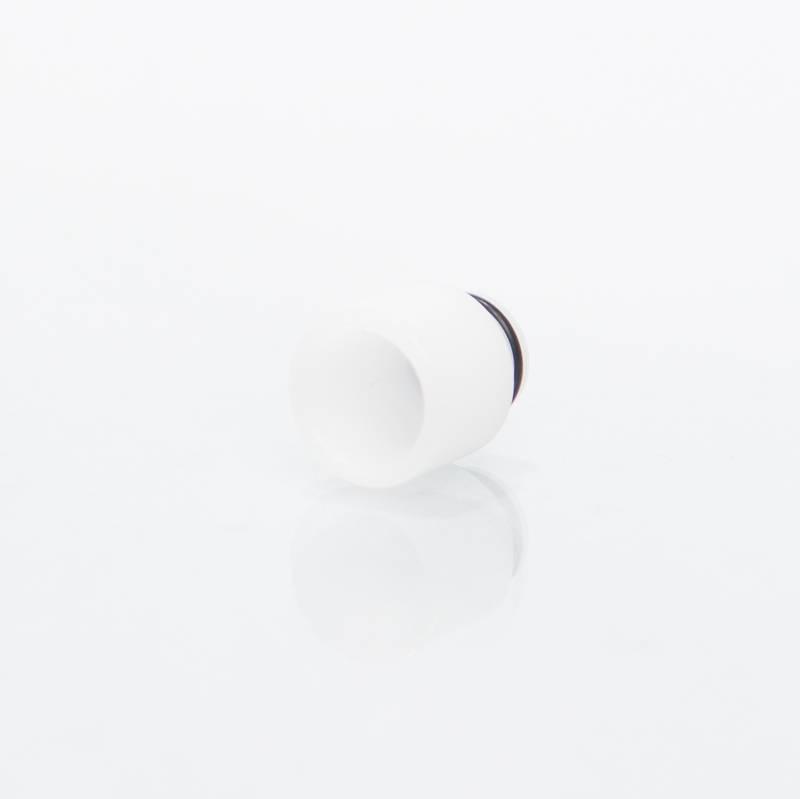 Vapor Giant Drip Tip Kronos V1,5 in schwarz und weiss