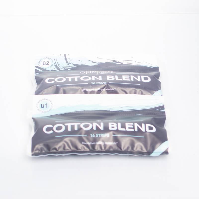 Fiber Freaks Cotton Blend XL