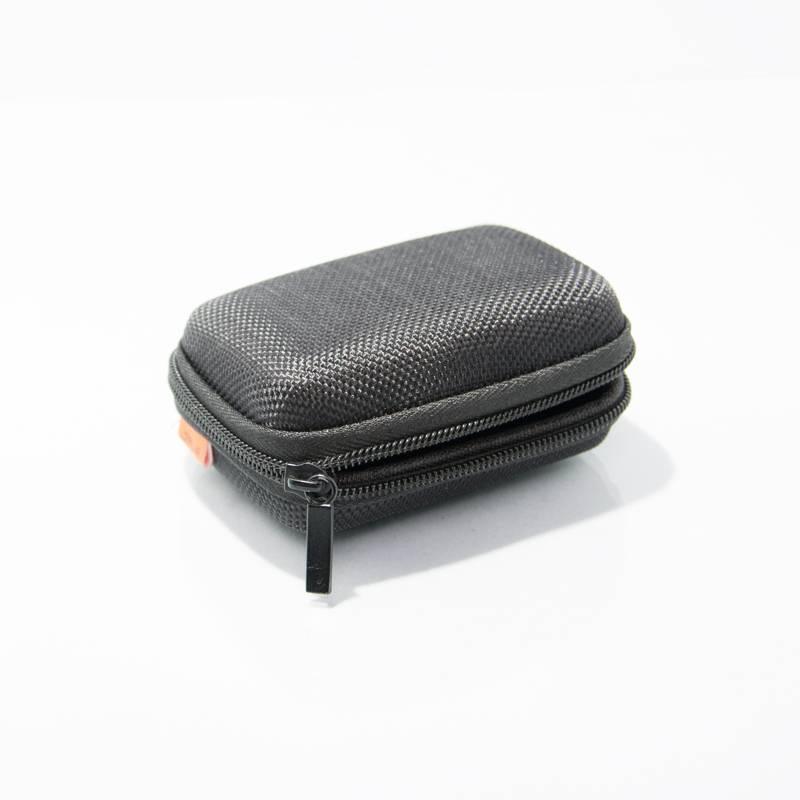 Vapor Case S in schwarz, schwarz / lila und Nylon