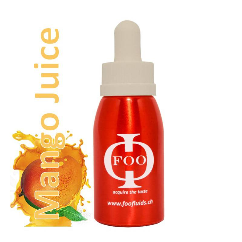 Foo Liquid's - Mango Juice