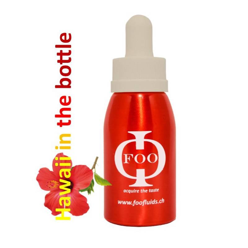 Foo Liquid's - Hawaii in the bottle