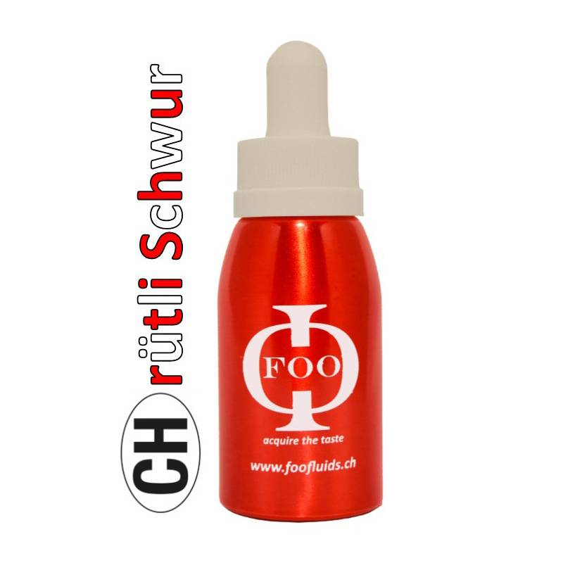 Foo Liquid's - CHrütli Schwur (35ml)