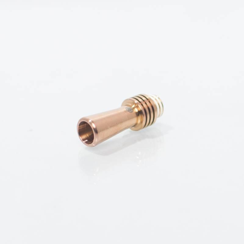 Old Sam Fuzzy Copper Drip Tip